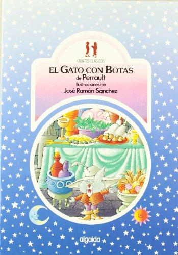El gato con botas (Infantil - Juvenil - Colección Cuentos Clásicos - Edición En Rústica)