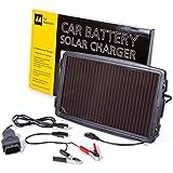 AA Cargador de batería solar para coche