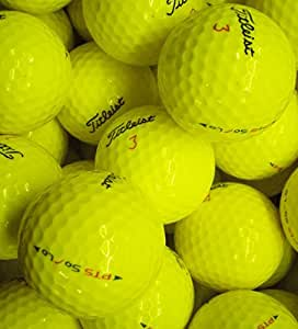 Titleist Grade B Golf Ball - Yellow