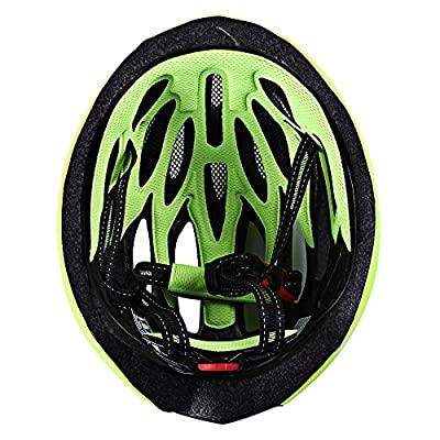 Premium Quality Airflow Bike Helmet Specialized for Road & Mountain Biking - Safety Certified Bicycle 57 - 61CM Ultralight Helmet for Adult Men & Women, Comfortable , Lightweight , Breathable from XIAOWANG
