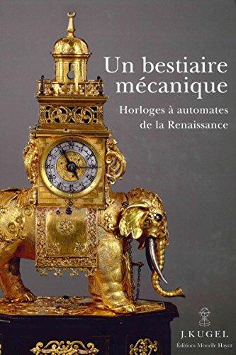 Un bestiaire mécanique par Alexis Kugel