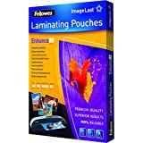 Fellowes 5306207 Pochettes de Plastification ImageLast A3 80 Microns - Paquet de 100