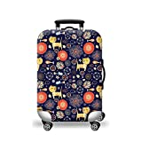 Best Luggage Lightweights - Jelinda Luggage Suitcase Cover Super Lightweight Elastic Dust-Proof Review