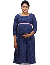 b382e25a90dff Amazon.in: Ziva Maternity Wear: Clothing & Accessories