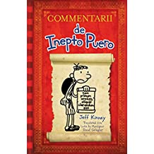 Diary of a Wimpy Kid Latin Edition: Commentarii de Inepto Puero (English Edition)