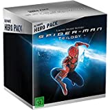 Spider-Man 1-3 Trilogie Boxset (Ultimate Hero Pack Limited Deluxe Edition) [Blu-ray]
