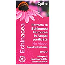 Estratto di Echinacea Purpurea in acqua purificata