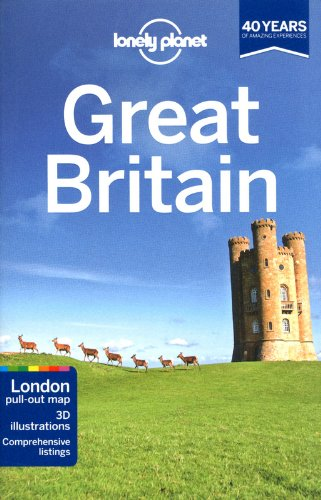 Lonely Planet Great Britain (Country Regional Guides) (Planet Lonely Manchester)