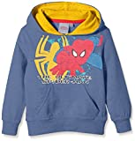Marvel Boy's The Ultimate Spiderman Long Sleeve Sweatshirt