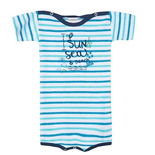 Absorba Underwear Baby-Jungen Body Bodyshort, Blau (Caban 46), 74 (Herstellergröße:12M) Preisvergleich