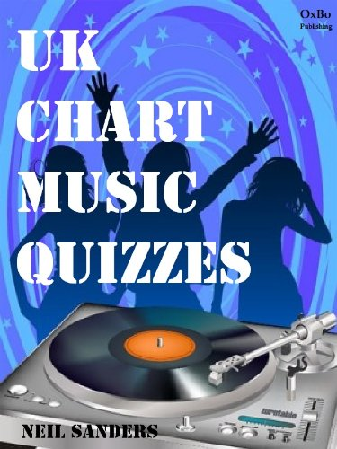 Uk Chart Music Quizzes Ebook Neil Sanders Amazoncouk Kindle Store
