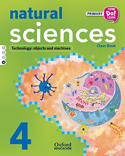 Natural Science. Primary 4. Student's Book - Module 4 (Think Do Learn) - 9788467392081