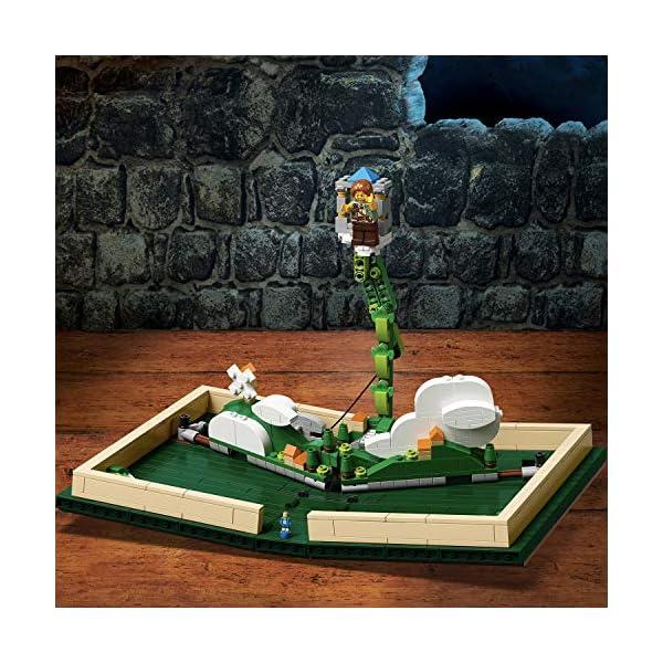 LEGO- Libro Pop-up, Multicolore, 21315 3 spesavip