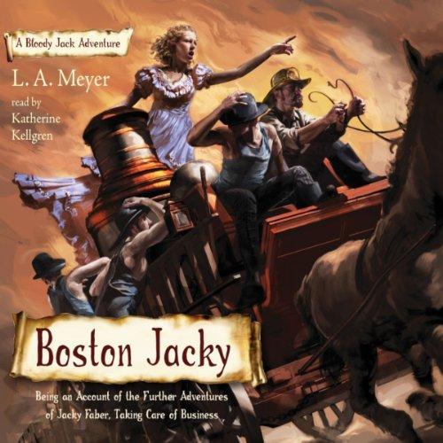 Boston Jacky  Audiolibri