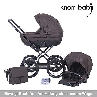 knorr-baby 3620-01 Kombikinderwagen KRETA