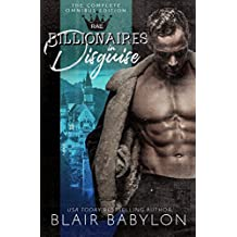 Billionaires in Disguise: Rae: The Wulf and Rae Series, A Romance Novel (English Edition)