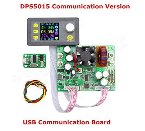 Ladicha Ruideng Dps5015 Comunicación Voltaje Constante Actual Paso Hacia Abajo Fuente De...