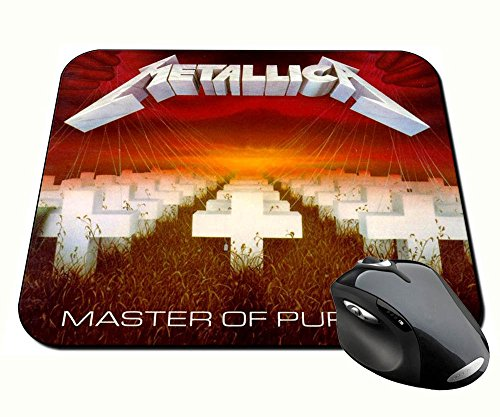 Preisvergleich Produktbild Metallica Master Of Puppets Mauspad Mousepad PC