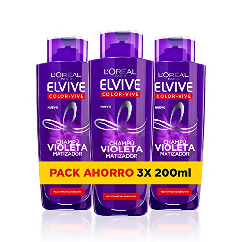 LŽOréal Paris Elvive Color Vive Champú