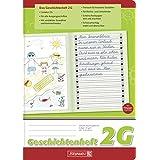 Brunnen 104599102Historia Cuaderno Clase 2(A5, 16hojas, línea 2G)