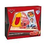 John 72563 - Cars Set aus PopUp Spielzelt und Schlafsack