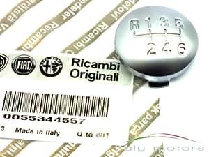 ortiginal pour Alfa Romeo Spider (939) Pommeau de Capuchon de Couverture–6vitesses–55344557