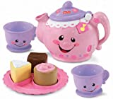Fisher-Price Laugh & Learn Say Please Tea Set (japan import)