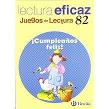 ¡Cumpleaños feliz! Juego Lectura (Castellano - Material Complementario - Juegos De Lectura) - 9788421657034
