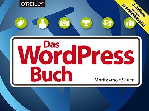 Das WordPress-Buch (Querformater) -
