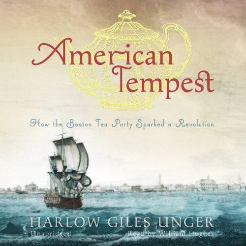 American Tempest  Audiolibri