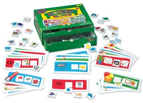 Lauri Toys Phonics Center Kit-Beginning Blends by Patch Products -