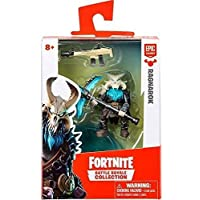 Fortnite Epic Games Battle Royale Collection - 2 Inch Mini Figures Choose from Drift, Cuddle Team Leader, Omega, Ragnorak, Carbide and Skull Trooper (Ragnarok)