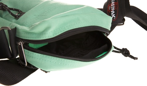 EASTPAK Tasche THE ONE, 21 cm x 15 cm x 4.5 cm, Volumen 2 Liter Sassy Jade