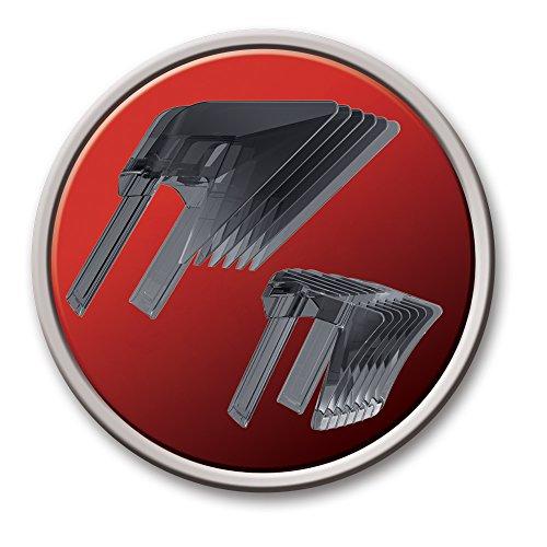 Remington HC7110 ProPower Precision Steel Haarschneider mit hochwertigen Edelstahlklingen, schwarz - Bild 2