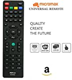 #9: Micromax Universal LED/LCD TV Remote ( Works With All Micromax Tv Models) By Mepl