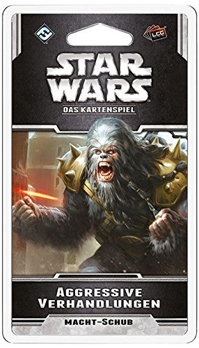 Fantasy Flight Games FFGD3437 Star Wars: LCG-Aggressive Verhandlungen