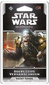 Fantasy Flight Games ffgd3437Star Wars: Aggressive-Negociaciones Echo-Basis