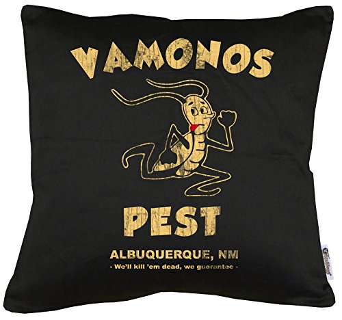 TLM Vamonos Pest Kissen mit Füllung (Vamonos Pest Kostüm Halloween)