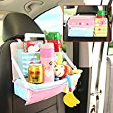 Multifunctional Colorful Car Auto Organizer Storage Bag Of Baby's Comic Back Food Drink Table Reordering Storage Multifunctional Colorful Car Auto Organizer Storage Bag Of Baby's Comic Back Food Drink