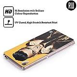 Head Case Designs Officiel Robbie Williams Manteau De Fourrure Calendrier Étui Coque en Gel Molle pour Sony Xperia Z5/Z5 Dual