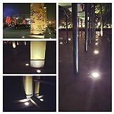SAILUN® 4 x 3W LED Bodeneinbaustrahler Edelst...Vergleich