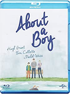 About a boy - Un ragazzo [Blu-ray] [IT Import]