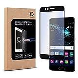 CELLONIC® Vetro protettivo di schermo per Huawei P10 Plus (HD-Qualità / 0,33mm / 3D Full Cover / Trasparenza ad alta) Pellicola Protettiva Temperato Adesiva Tempered Glass immagine