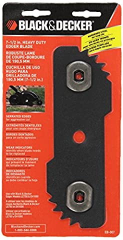 Black & Decker EB-007 Edger Hog Heavy-Duty Edger Replacement Blade