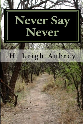 Never Say Never Cover Image
