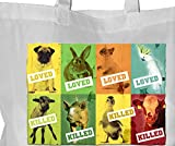 +++ Tierrecht Antispeziesismus : Einkaufsbeutel EINKAUFSTASCHE : VEGAN 62