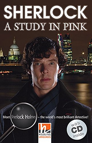Sherlock: A Study in Pink. (Level B1). Con CD-Audio