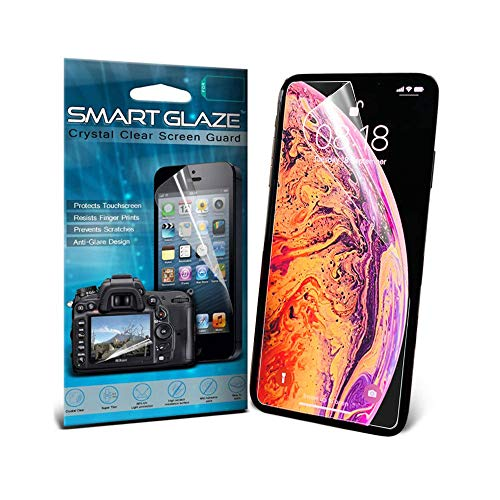 i-Tronixs Displayschutzfolie, 99,9% Transparenz, Smart Glaze