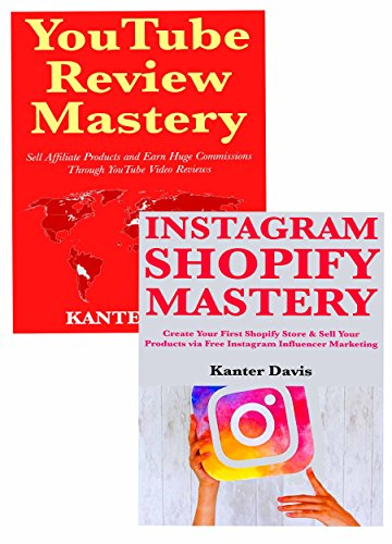 YouTube Instagram Internet Cash Flow: How to Earn Five Figure Through Reviewing Info Products on YouTube & Selling Drop Shipping Products on Instagram