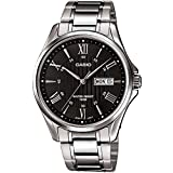 Casio Enticer Men Analog Black Dial Watch-MTP-1384D-1AVDF (A879)